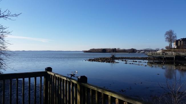 Chesapeake Bay at Havre de Grace